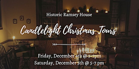Candlelight Christmas Tours tickets