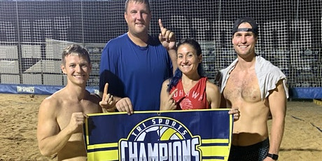 4v4 Coed Charity Sand Volleyball Tournament
