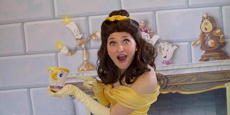 Holiday Tea Party with Belle tickets