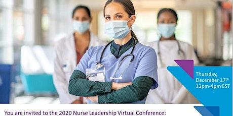 Nurse Leadership Virtual Conference tickets