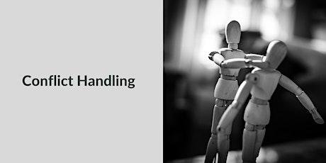 Conflict Handling tickets