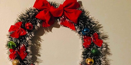 Wreath Making with Film Camp for Kids & Youth - Ages 8+ tickets