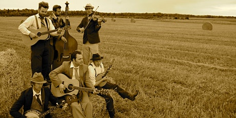 Bluegrass Brunch - The Grass Mountain Hobos 10:30AM Seating Jan. 24th - $25 tickets