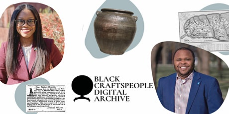 Glen Foerd Online Talk: Black Craftspeople Digital Archive tickets