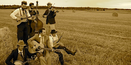 Bluegrass Brunch - The Grass Mountain Hobos 1 PM Seating Jan. 24th - $25 tickets