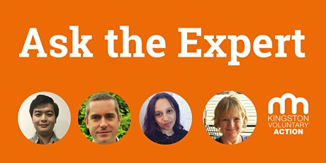 Ask The Expert - with Alison tickets