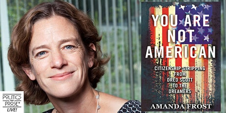 P&P Live! Amanda Frost | YOU ARE NOT AMERICAN with David Plotz tickets