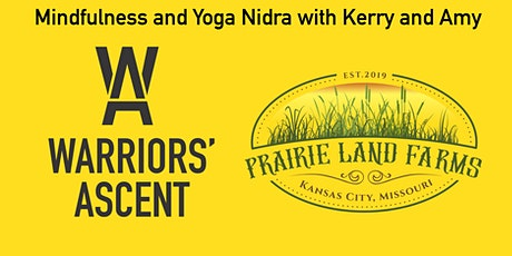 Mindfulness and Yoga Nidra with Kerry and Amy tickets
