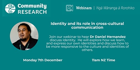 Identity and its role in cross-cultural communication tickets