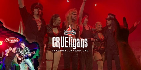 Crüeligans - A Tribute to Motley Crüe [4-Ticket Minimum for a Table] tickets