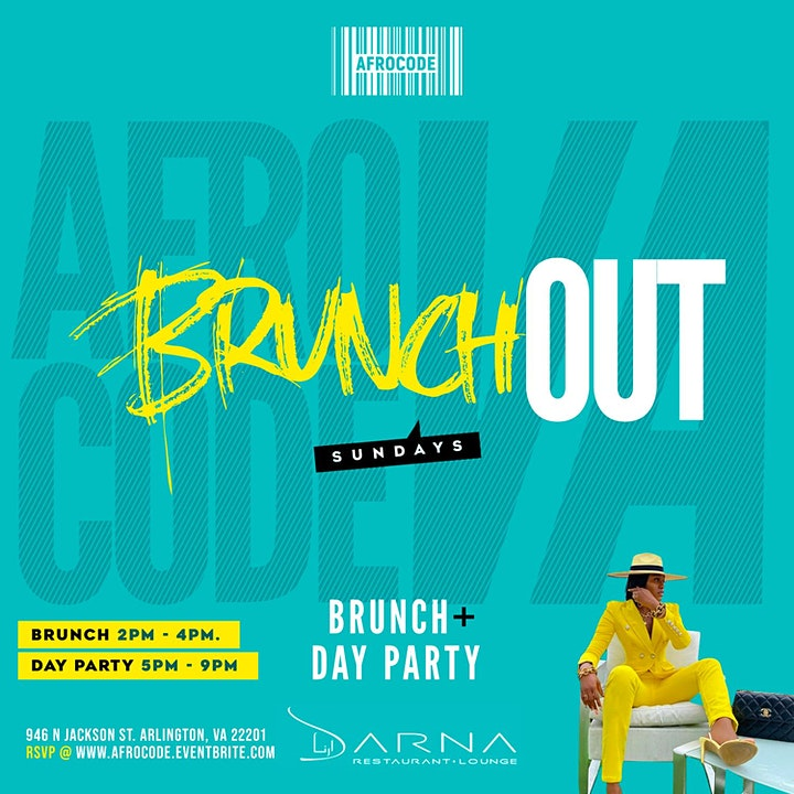 Sunday BrunchOUT VA | Brunch & Day Party {Every Sunday} image