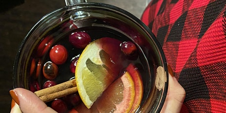 Sunday Holiday Cooking w/ GGF: Red Wine Poached Pears & Mulled Wine tickets