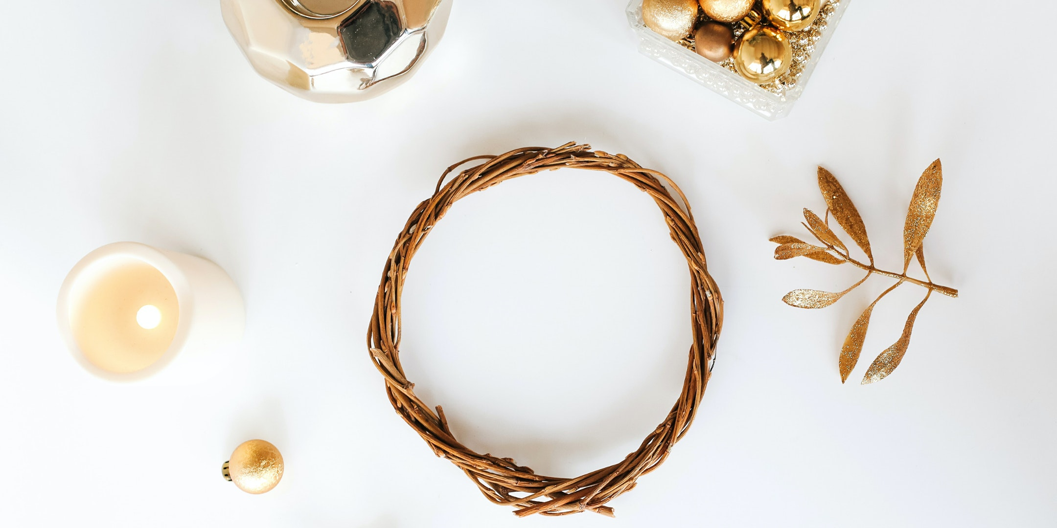 DIY Workshop: HudCo Wreath and Merry-making