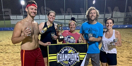 6v6 Coed Charity Sand Volleyball Tournament