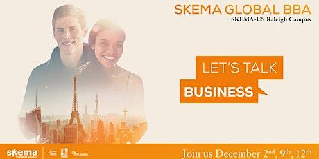 Let's Talk Business - SKEMA Business School tickets