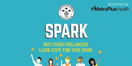 Brooklyn Freelancers Union SPARK: Prepping for the New Year tickets
