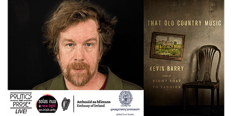 P&P Live! Kevin Barry | THAT OLD COUNTRY MUSIC with Mark O'Connell tickets
