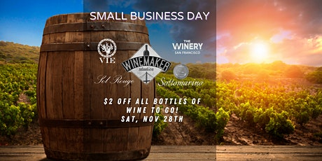 Small Business Day tickets