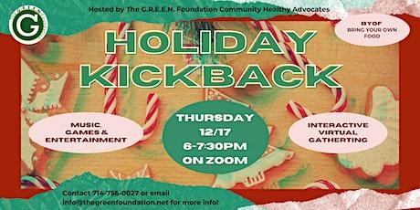 Holiday Kickback