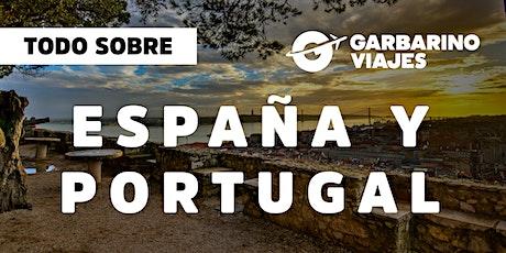 Encuentro Virtual: Bienvenidos a Bordo - ESPAÑA Y PORTUGAL entradas