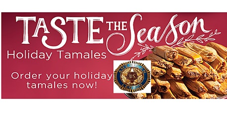 KRP16 Holiday Tamale Sale tickets