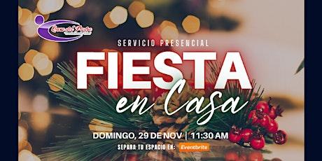 Fiesta en Casa tickets