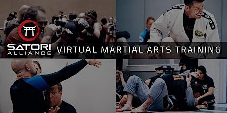 Virtual Martial Arts Training tickets