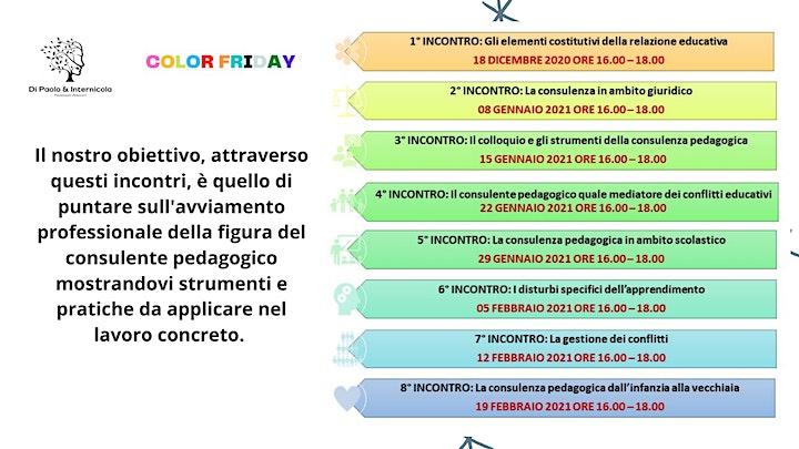 Immagine La professione del consulente pedagogico e i suoi ambiti di applicazione