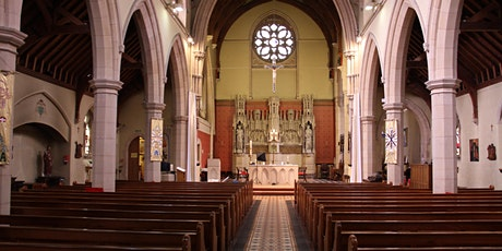 Friday 7pm Mass at St Edmund's ingressos