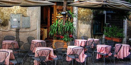 Virtual Italian Cafe-primo incontro 4/12 alle 19:00 biglietti