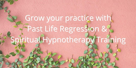 Past Life Regression & Spiritual Hypnotherapy Training with Susan Lawrence tickets