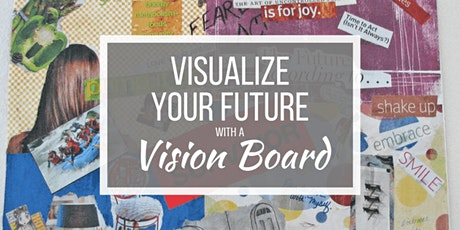 2021 Vision Board Manifestation and Happy Hour tickets