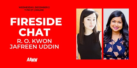 Fireside Chat: R. O. Kwon and Jafreen Uddin tickets