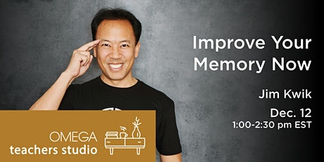 Improve Your Memory Now tickets