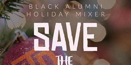 Black Alumni  Holiday Mixer tickets