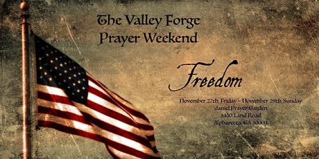 The Valley Forge Prayer Weekend tickets