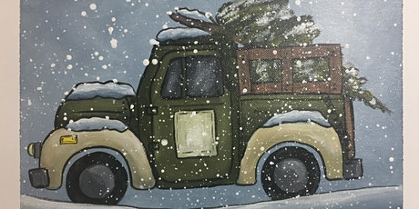 Foxglove Hollow's Christmas Truck tickets