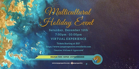 Multicultural Holiday Event tickets