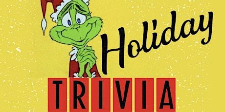 Glenwood Academy's Holiday Trivia Night tickets