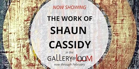 Shaun Cassidy – Fine Art Show tickets