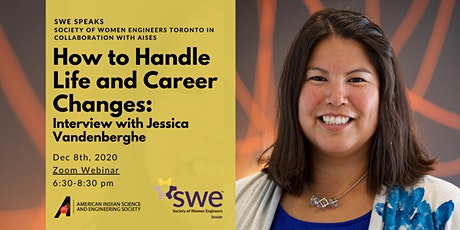 SWE Speaks: How to Handle Life and Career Changes tickets
