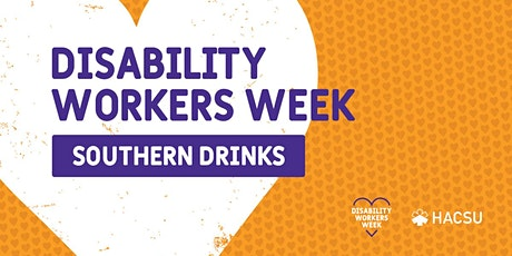 Disability Workers Week Drinks tickets