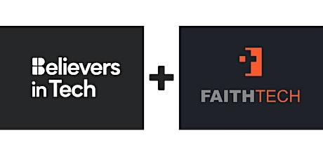 Believers in Tech Dinner tickets