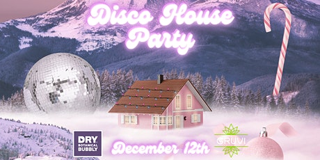 Disco House Party with Secret Dance Addiction tickets