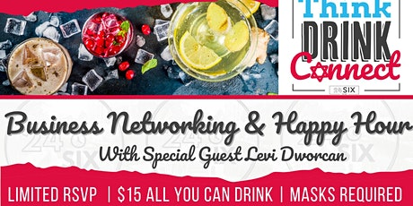 Think Drink Connect for Young Professionals tickets