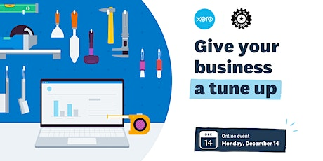 Small Business Pit Crew presented by Xero tickets