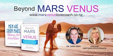 """BEYOND MARS VENUS"" - John Gray's Love & Dating in 2020 Seminars LIVE in NZ tickets"