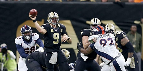 New Orleans Saints vs Denver Broncos Watch Party tickets