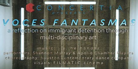 In-Person and Live-Streamed Performance | Voces Fantasmas tickets
