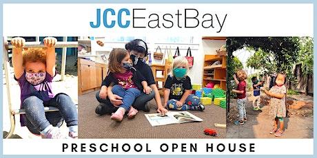 JCC East Bay Preschool Open House tickets